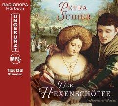 Der Hexenschöffe, 1 MP3-CD - Schier, Petra