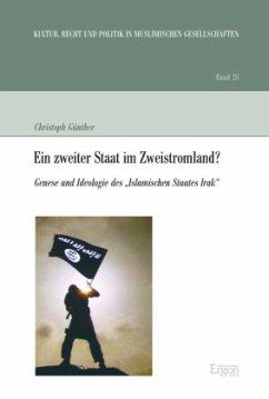 Ein zweiter Staat im Zweistromland?, m. CD-ROM - Günther, Christoph