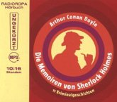 Die Memoiren von Sherlock Holmes, 1 MP3-CD