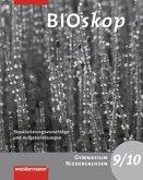 9./10. Schuljahr, Strukturierungsvorschläge und Lösungen / BIOskop, Gymnasium Niedersachsen, Ausgabe 2007
