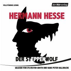 Der Steppenwolf (MP3-Download) - Hesse, Hermann