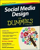 Social Media Design For Dummies (eBook, ePUB)