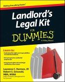 Landlord's Legal Kit For Dummies (eBook, ePUB)