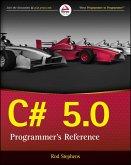 C# 5.0 Programmer's Reference (eBook, ePUB)