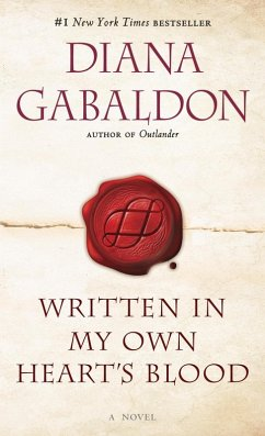 Written in My Own Heart's Blood (eBook, ePUB) - Gabaldon, Diana