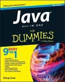 Java All-in-One For Dummies (eBook, PDF)