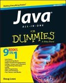 Java All-in-One For Dummies (eBook, ePUB)
