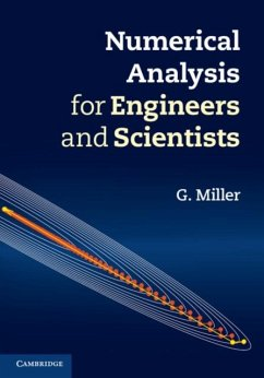 Numerical Analysis for Engineers and Scientists (eBook, PDF) - Miller, G.