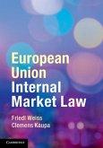 European Union Internal Market Law (eBook, PDF)