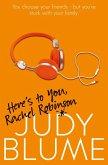 Here's to You, Rachel Robinson (eBook, ePUB)