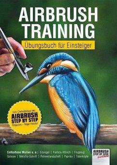 Airbrush-Training - Hassler, Roger