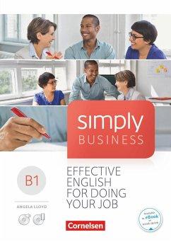 Simply Business B1 Coursebook