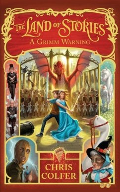 A Grimm Warning (eBook, ePUB) - Colfer, Chris