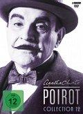 Poirot - Collection 12 DVD-Box