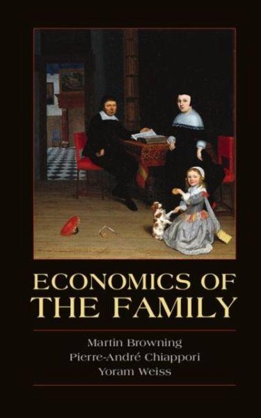 Economics of the Family (eBook, PDF)