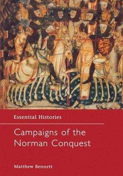 Campaigns of the Norman Conquest (eBook, ePUB) - Bennett, Matthew