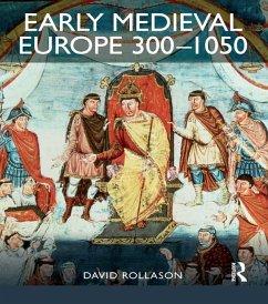 Early Medieval Europe 300-1050 (eBook, ePUB)