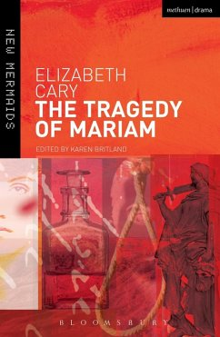 The Tragedy of Mariam (eBook, PDF) - Cary, Elizabeth