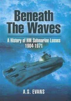 Beneath the Waves (eBook, PDF) - Evans, A. S