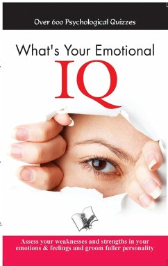 What's Your Emotional I.Q. (eBook, ePUB) - Chattopadhyay, Aparna