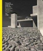 Fotografia y Arquitectura Moderna En Espana/Photography & Modern Architecure in Spain, 1925-1965