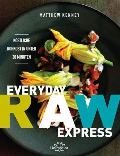 Everyday Raw Express - Kenney, Matthew