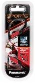 Panasonic RP-HS 34 E-R Sport Ear-Clip Kopfhörer In-Ear Kopfhörer rot