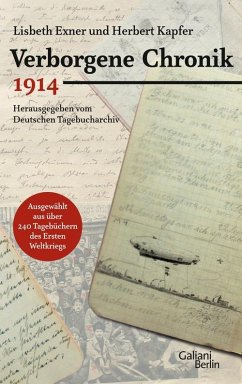Verborgene Chronik 1914 (eBook, ePUB) - Kapfer, Herbert; Exner, Lisbeth