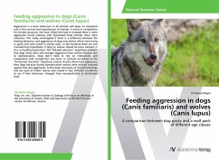 Feeding aggression in dogs (Canis familiaris) and wolves (Canis lupus)