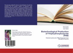 Biotechnological Production of Polyhydroxybutyrate (PHB)