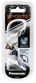 Panasonic RP-HS 34 E-W Sport Ear-Clip Kopfhörer In-Ear Kopfhörer weiss