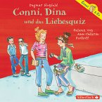 Conni, Dina und das Liebesquiz / Conni & Co Bd.10 (MP3-Download)