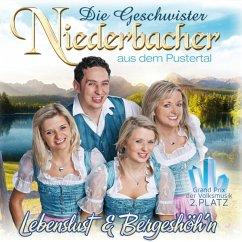 Lebenslust & Bergeshöh'N - Geschwister Niederbacher