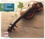 Violine-Die Highlights