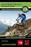 Supertrail Map Davos / Arosa / Lenzerheide