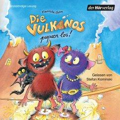 Die Vulkanos pupsen los! / Vulkanos Bd.1 (MP3-Download) - Gehm, Franziska