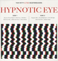 Hypnotic Eye - Petty,Tom & The Heartbreakers