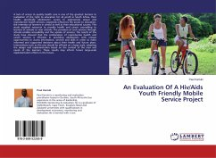 An Evaluation Of A Hiv/Aids Youth Friendly Mobile Service Project