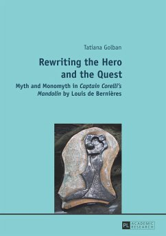 Rewriting the Hero and the Quest - Golban, Tatiana