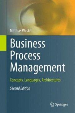 Business Process Management - Weske, Mathias