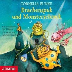 Drachenspuk und Monsterschreck (MP3-Download) - Funke, Cornelia