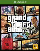 GTA 5 - Grand Theft Auto V (Xbox One)