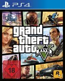 GTA 5 - Grand Theft Auto V (PlayStation 4)