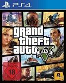 GTA 5 - Grand Theft Auto V (PlayStation 4)