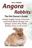 Angora Rabbits A Pet Owner's Guide