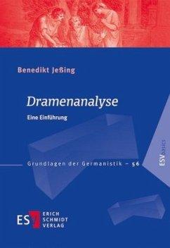 Dramenanalyse - Jeßing, Benedikt