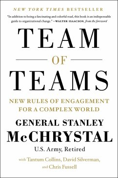 Team of Teams - McChrystal, Stanley A.; Fussell, Chris; Collins, Tantum