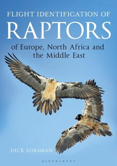 Flight Identification of Raptors of Europe, North Africa and the Middle East - Forsman, Dick
