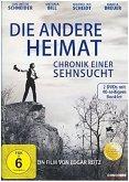 Die andere Heimat - Chronik einer Sehnsucht, 2 DVDs