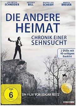 Die andere Heimat - Chronik einer Sehnsucht, 2 ...